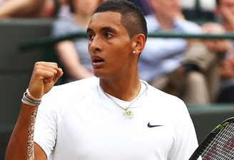 Australian tennis player Kyrgios splits with coach