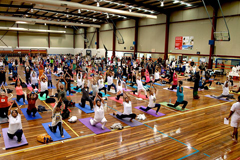 Yoga Day: When Melbourne and the world came together