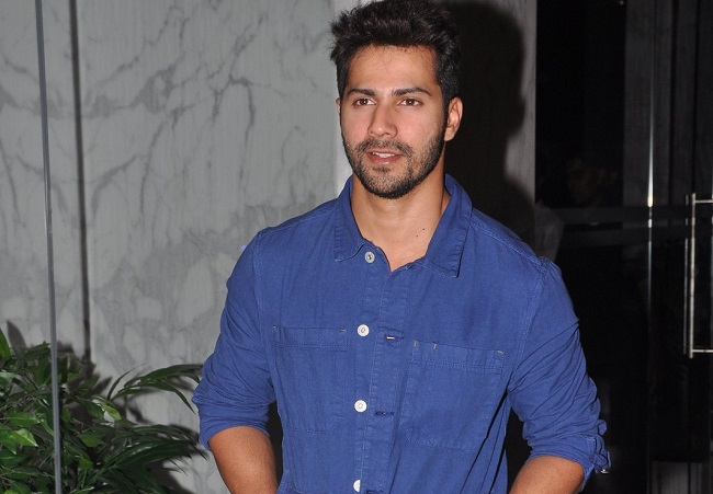 'Dishoom' first look to release next year: Varun