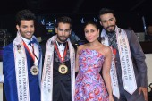 Rohit Khandelwal is Provogue Personal Care Mr. India 2015