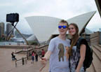 Sydney Opera House bans selfie sticks