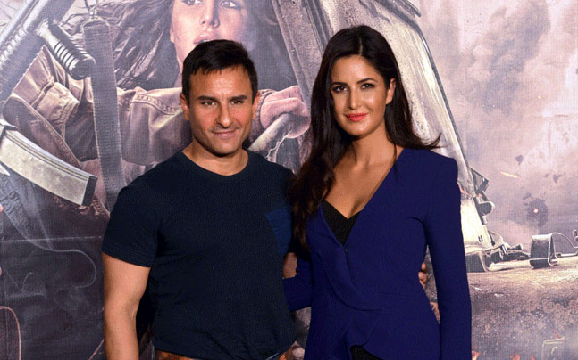 Anybody would be lucky to have Katrina as girlfriend: Saif