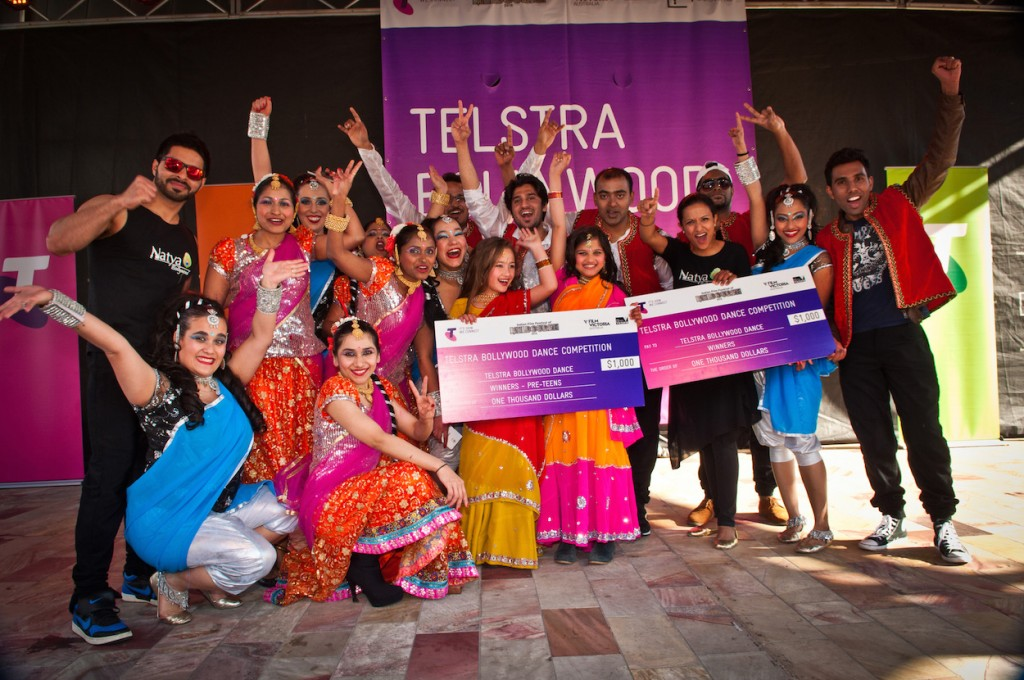 Pre Teens and Adult winners of the TBDC 2015