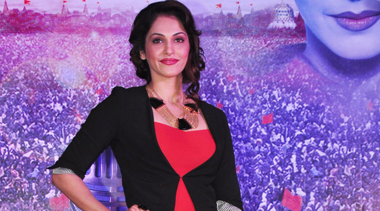 IshaKoppikar makes a comeback