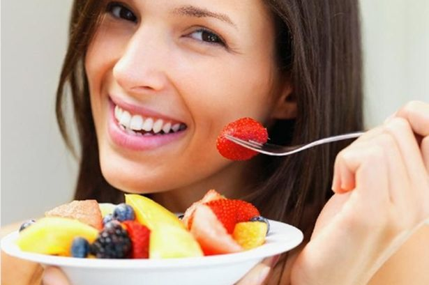 Eat more fruits and non-starchy vegetables to stay slim