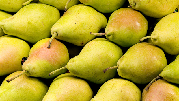 Pears could be hangover cure