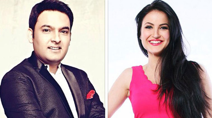 Kapil made me laugh all the way: Elli Avram