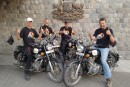 Australian riders raise funds for Indian kids