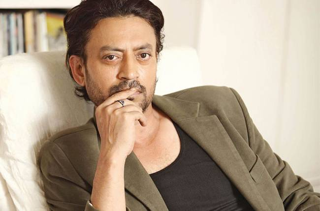 Busy schedule taking toll of Irrfan Khan's health?