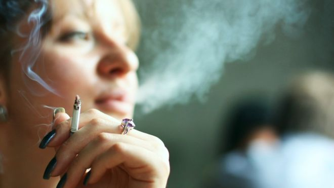 Even passive smoking linked to infertility, early menopause