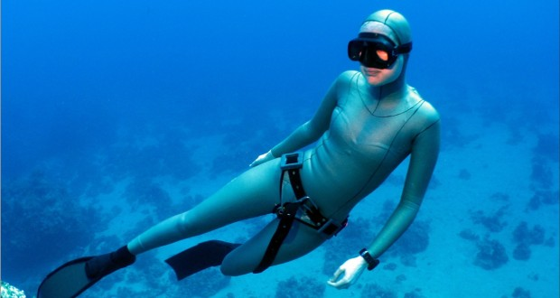 Free-diving- breath may harm