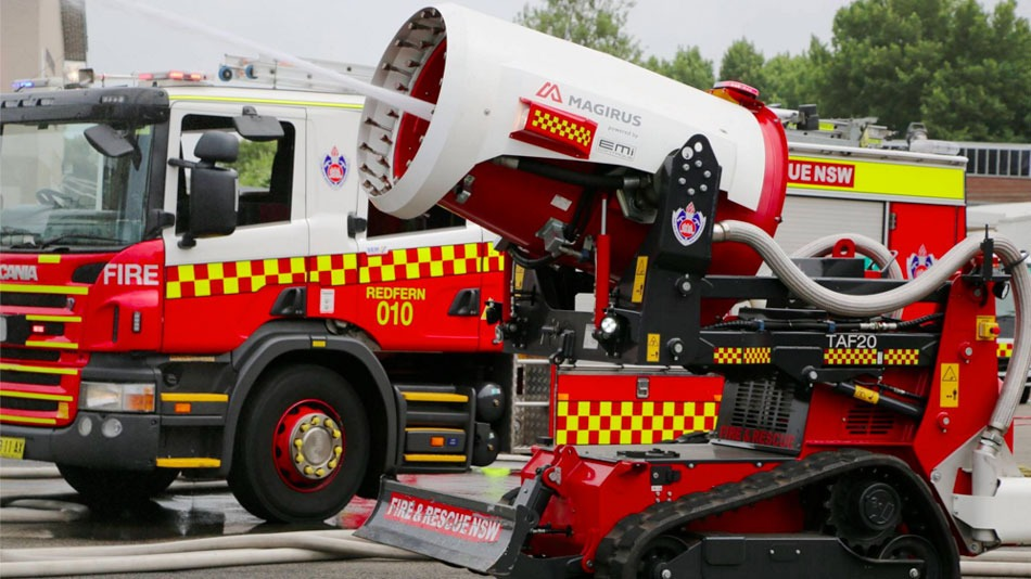 remote controlled trucks with Australias First Fire Fighting Robot Unveiled on 260194 Ft 857d Atas 120a New Install Issues moreover Watch moreover St prod furthermore Scania Zugmaschine Mit Kippsattelauflieger together with The 22 Scale Revolution 13034.