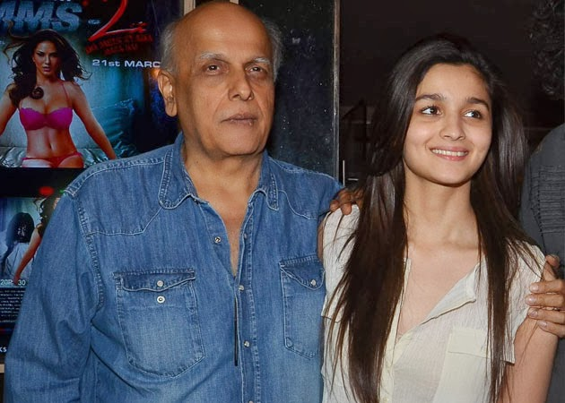 Alia becomes Mahesh Bhatt's reason for joy