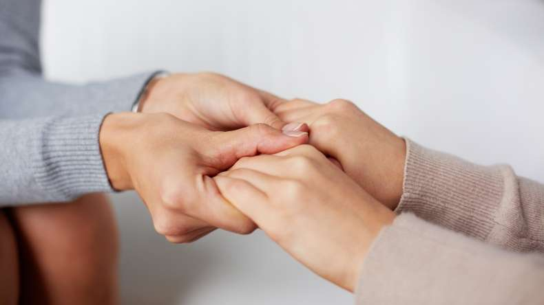 Offering others support can reduce your stress