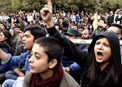 Feared mob lynching, not police: Returned JNU students