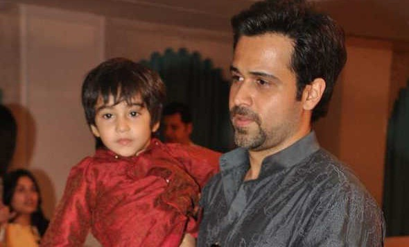 Emraan announces title of book on son's fight with cancer