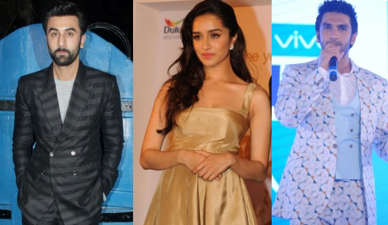 Shraddha Kapoor keen to work with Ranveer, Ranbir
