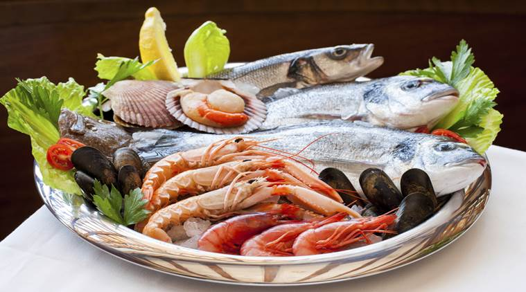 Eat seafood meal once a week to stay sharp