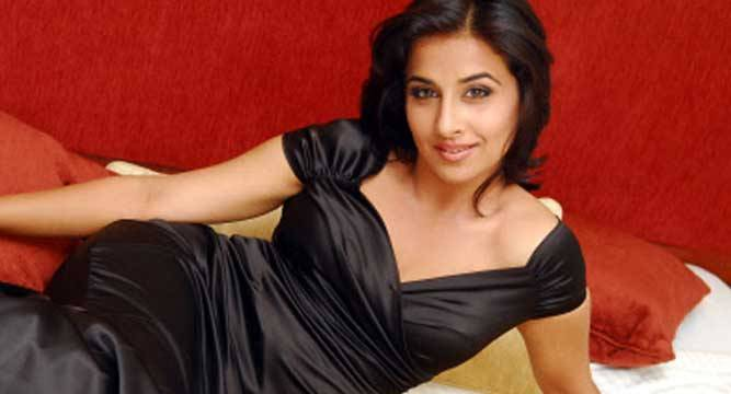 I am a greedy actor, says Vidya Balan