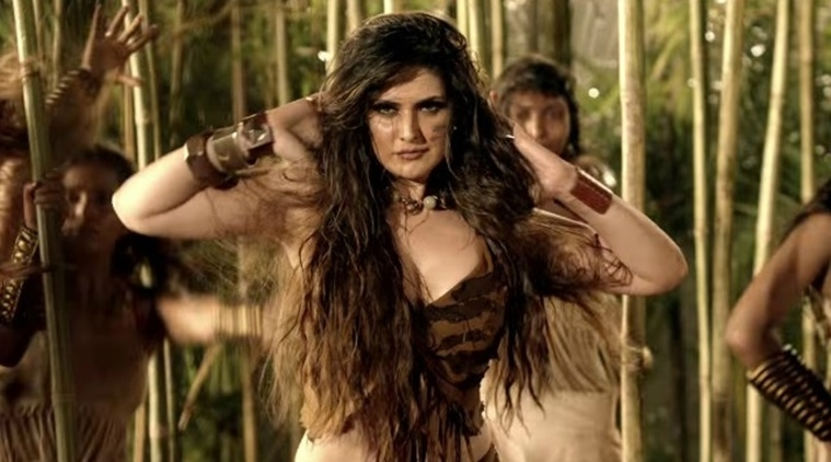 Don't know what item songs mean: Zareen Khan