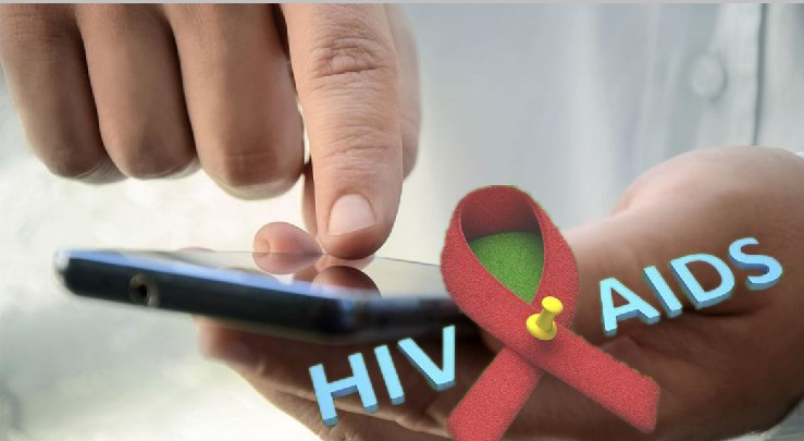 Mobile app to help HIV-infected men