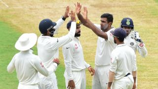India bowl out Windies for 196, reach 126/1