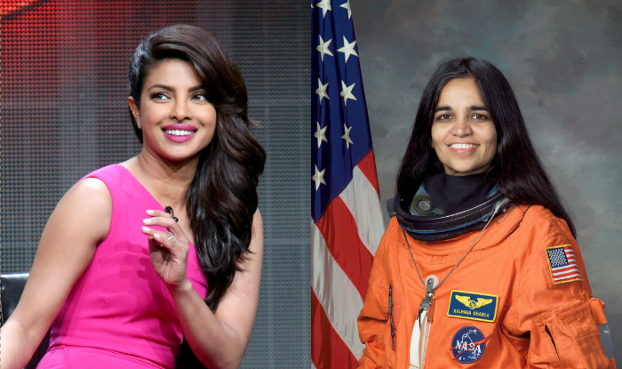 Priyanka Chopra mum on Kalpana Chawla film