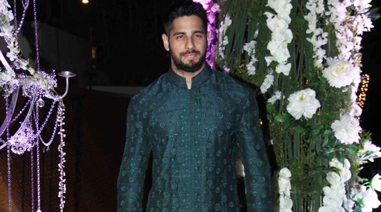 I'm guarded about my personal life: Sidharth Malhotra