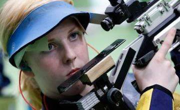 US shooter Thrasher claims first gold of Rio Olympics