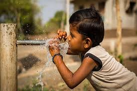 Novel way to clean drinking water a hope for India