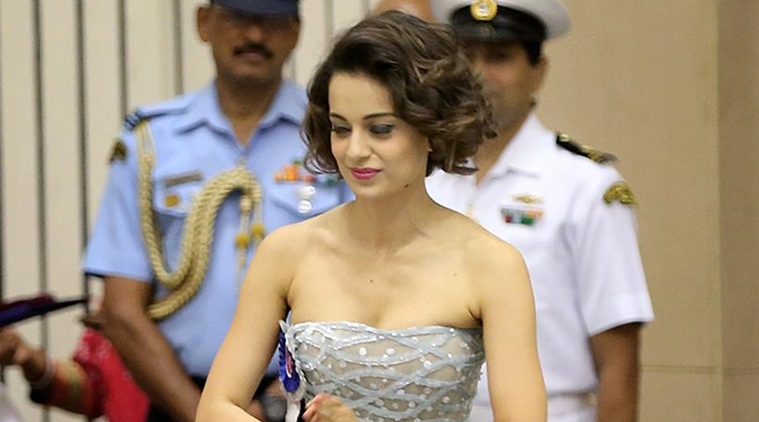 Actors just face of the brand: Kangana