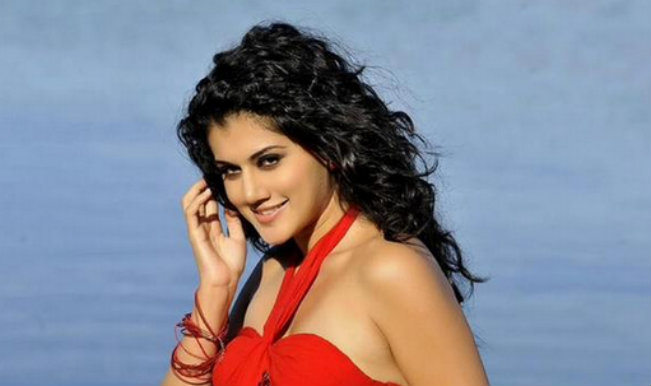 Outsiders will not get a second chance: Taapsee Pannu