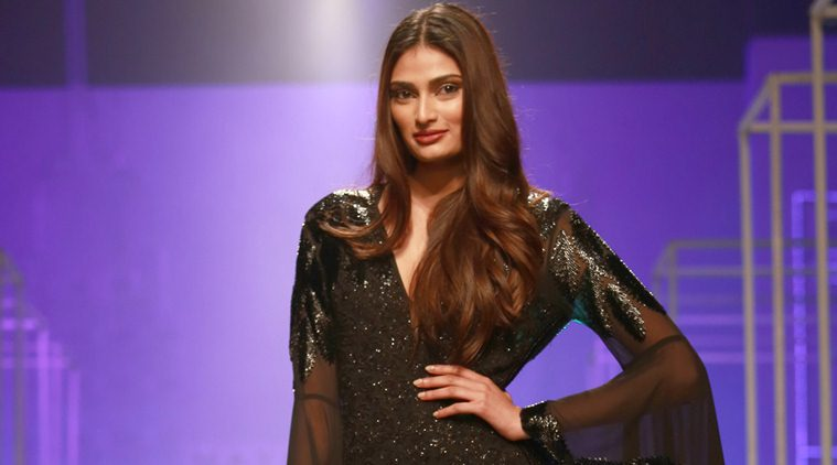 Important to fear failure: Athiya Shetty