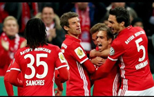 Bayern win, Dortmund lose in Bundesliga