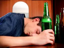 Alcohol impact remains even years after quitting