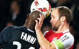 Monaco thrash Marseille 4-0 to go top of Ligue 1