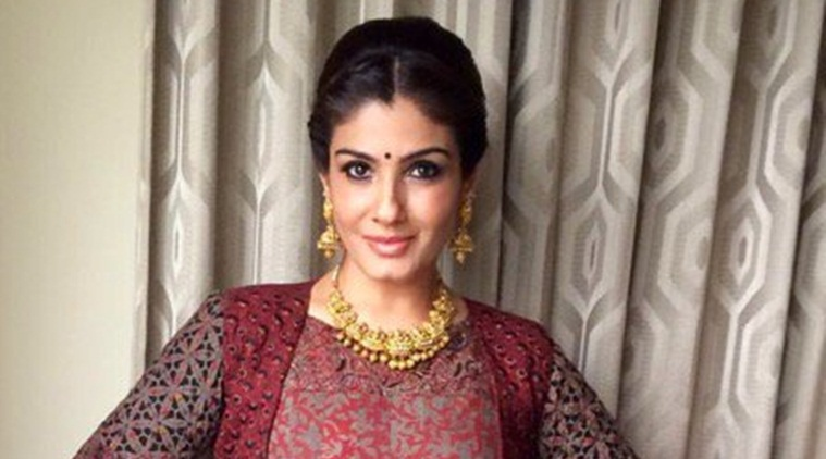 Celebrities also go through depression: Raveena Tandon