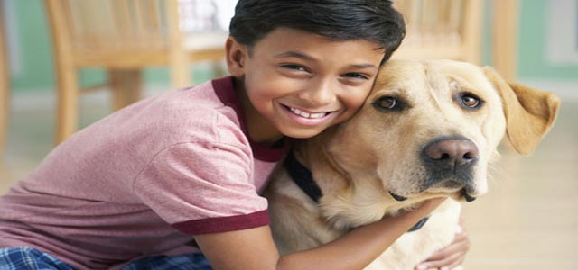 Kids feel closer to pets than their siblings