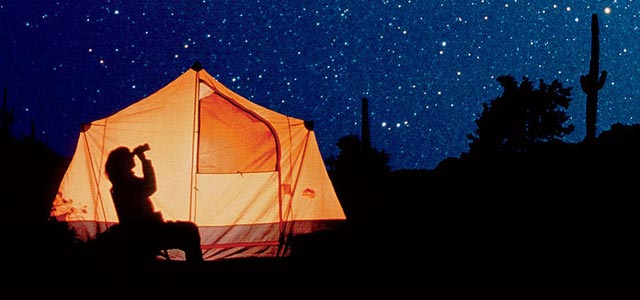 Weekend camping trip may fix sleep pattern