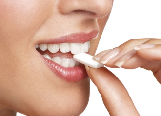 Chewing gum may adversely affect digestive system