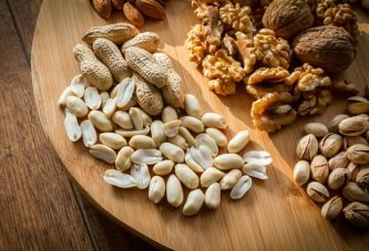 Eating nuts may cut risk of colon cancer