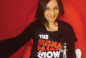 WALK THE TALK WITH HUSNA PASHA