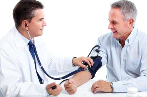 Why do people develop high blood pressure?