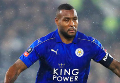 Leicester defender Morgan fit to face Atletico