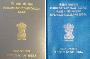 PIO card holders must submit OCI card application by June 30