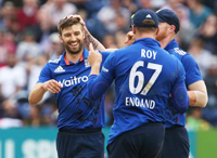 England recall Wood, Willey to ICC Champions Trophy squad