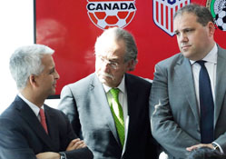 US, Mexico,Canada announce joint bid for World Cup 20