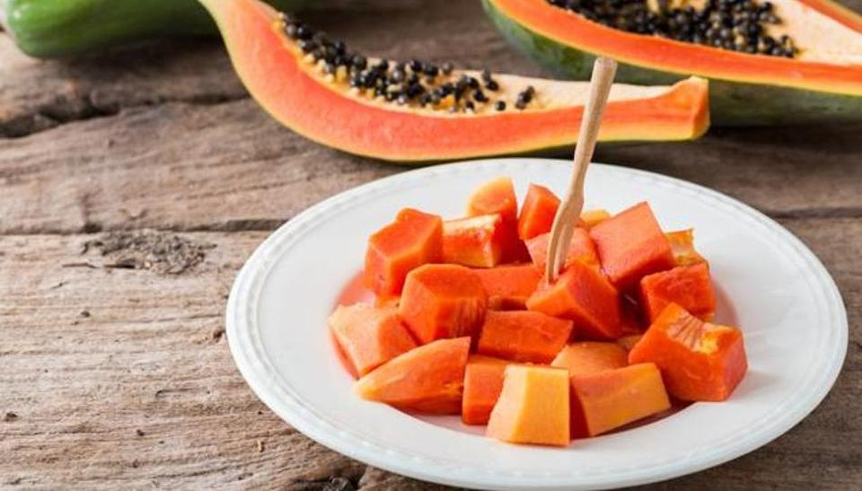Bride-to-be, make papaya your best friend