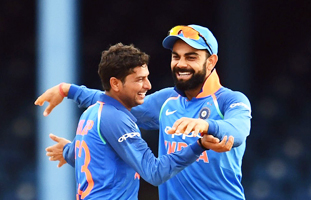 India thump West Indies in second ODI