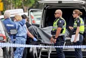 Man shot dead in Melbourne siege